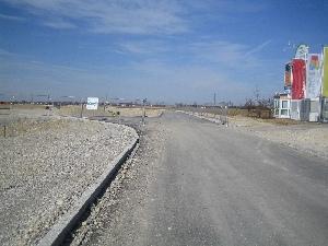 Erschließung Baugebiet Am Bergfeld in Poing