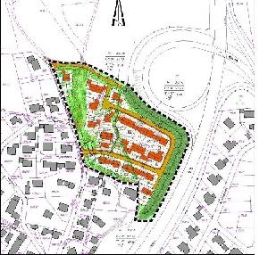 Erschließung Baugebiet Donaublick