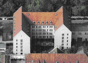Amtsgericht Regensburg, Analyse sommerliches Wärmeverhalten