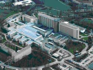 Klinikum Landshut, Baustufe  Energetische Sanierung