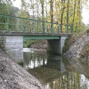 Bauwerksbücher und Hauptprüfung Brücken Niederviehbach