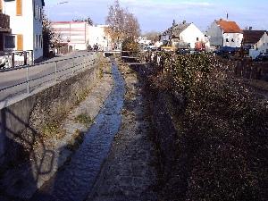 Renaturierung des Asenbaches zwischen St 2111 und Dammweg